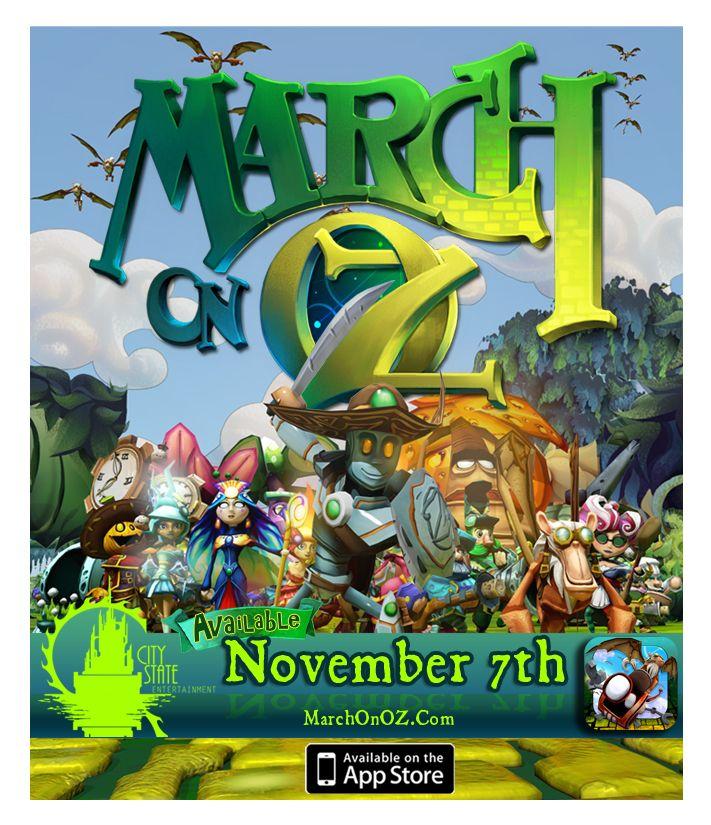 Promotional Poster by CityState.deviantart.com
