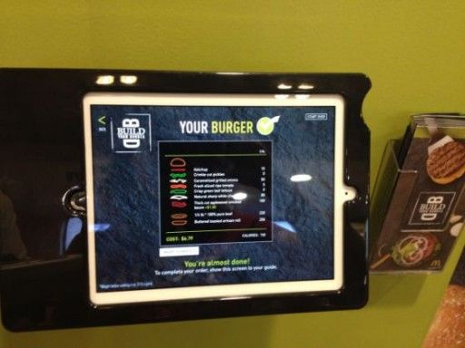 McDonald's test 'build-your-own-burger' concept in Amerika   Culy.nlCuly.nl