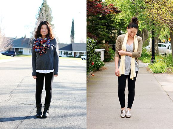 """I'm liking this: Clothedmuch.com, a modest fashion style blog. If it didn't say it was about """"modest"""" fashion, I don't think I would have guessed it. Just looks good!"""