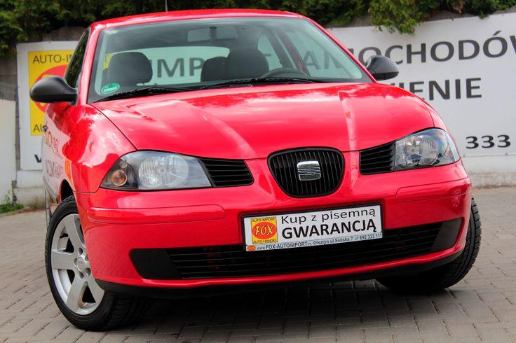 Seat Ibiza 1.4 75KM