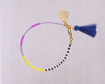 Delicate handmade fashion jewelry por PopolaJewelry en Etsy