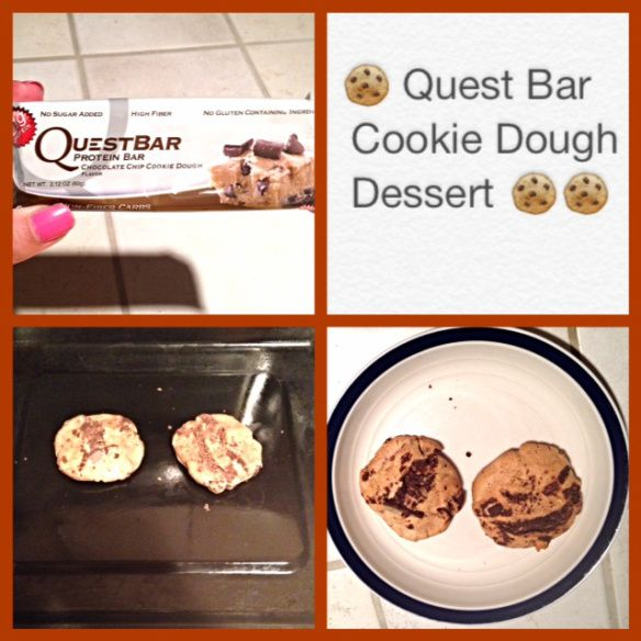 Quest Bar Cookie Recipe | Nikol Klein's Health & Fitness Tips