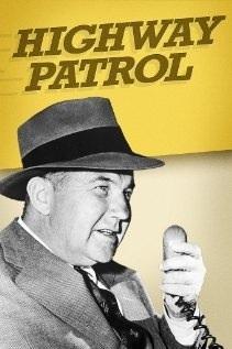 1955-1959 Highwas Patrol TV Show starring Brodrick Crawford