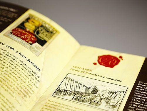 OMZ Zamboni Our History brochure