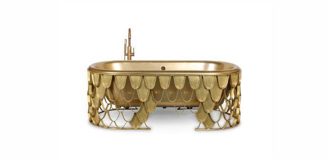 Want a Koi Themed Bathroom? Maison Valentina Can Help You! #maisonValentina #KoiTheme #KoiBathroom #InspiringBathroom #BathroomTrend #OceanDesign #JapaneseStyle @maisonvalentina http://mydesignagenda.com/want-koi-themed-bathroom-maison-valentina-help/