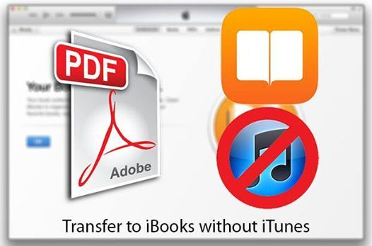 How to get pdf documents online into ibooks