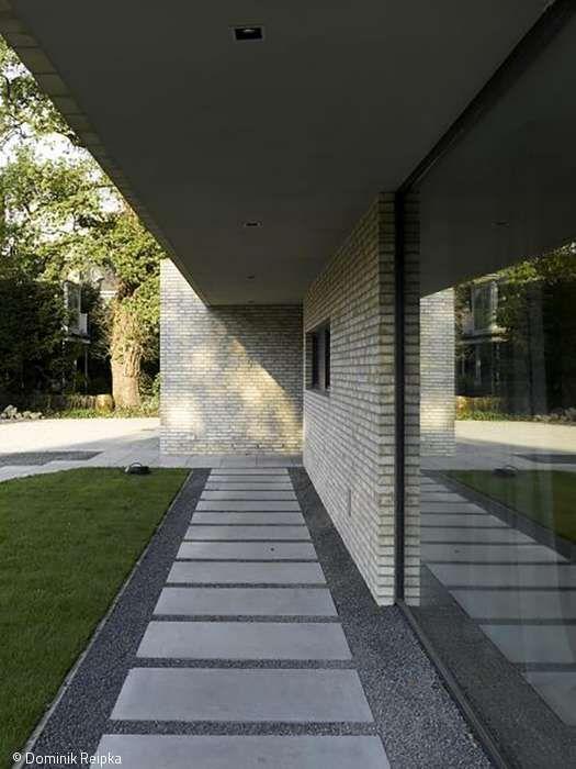 Die traditionelle Backsteinarchitektur Hamburgs wurde im Entwurf des Gebäudes vom Architekten Matthias Mecklenburg aufgenommen und modern interpret