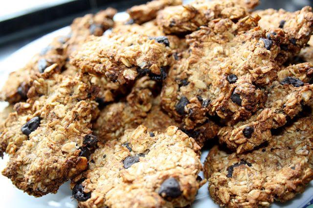 De gezondste koekjes ter wereld