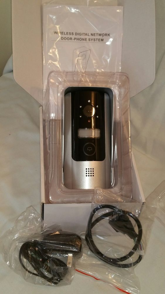 Video Doorbell - Home Security Device #videodoorbell