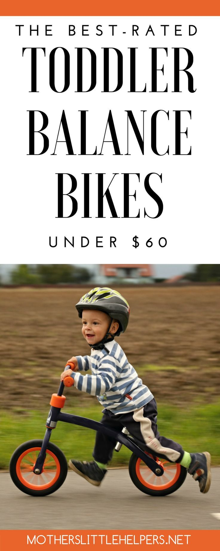 Here you'll find the Best-Rated Toddler Balance Bikes under $60.  Are you planning to buy your toddler a balance bike for Christmas?  A toddler bike is a unique gift and stands above the other children's toys.  It helps your child learn to balance early on, so that it's easier to learn a real bicycle.  Wooden strider bikes are very popular, but it's imperative to read the reviews to find out which one will get you the most bang for your buck.  This article will take you through the pros and…