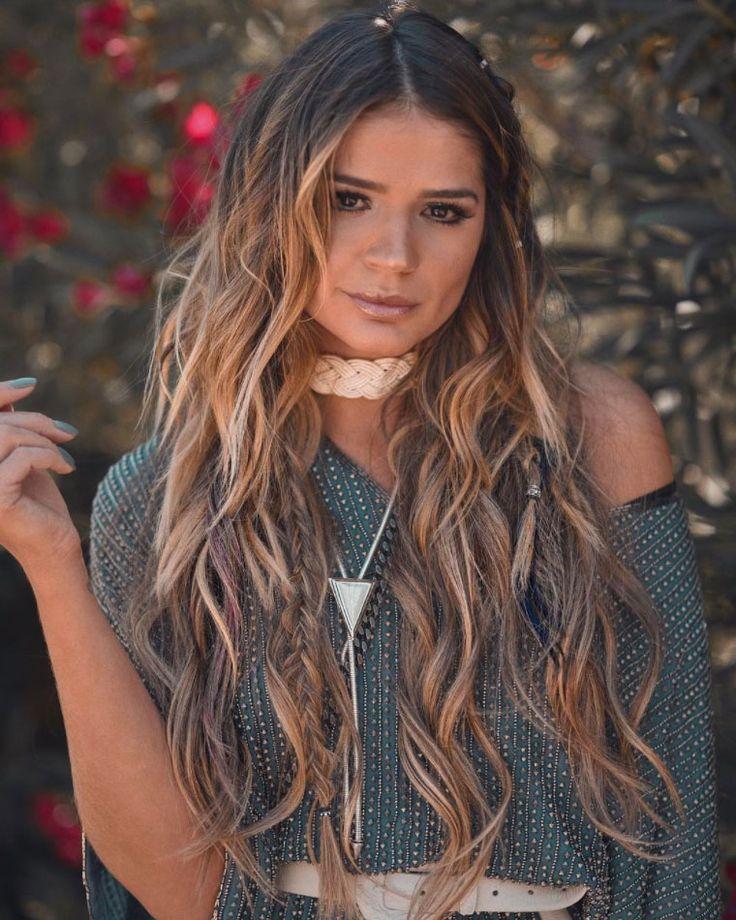long hair coachella