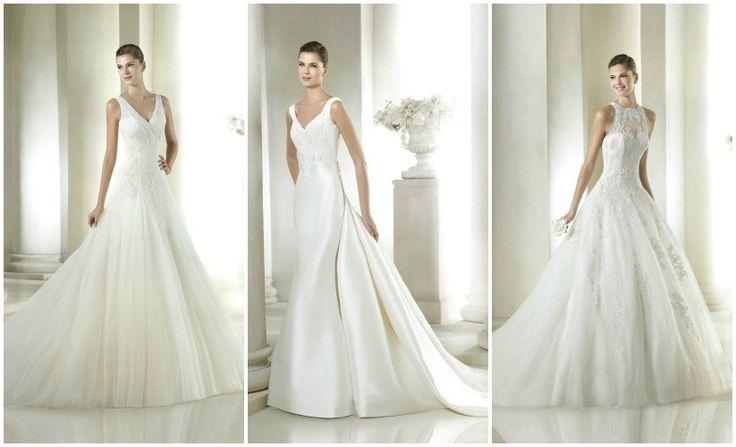 Robes de mariée San Patrick 2015