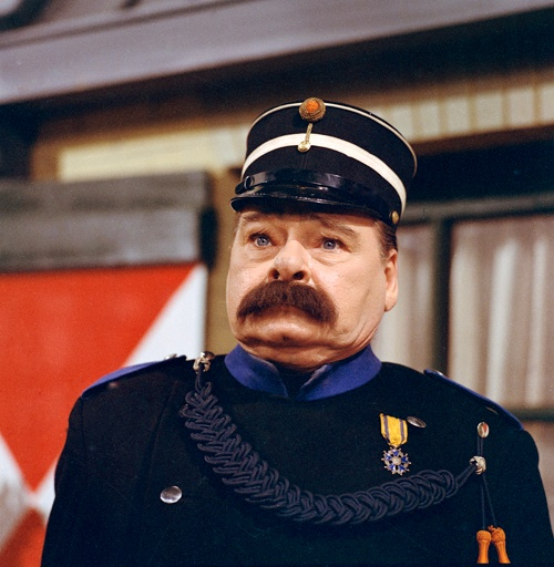 "Lou Geels (March 18, 1908 - June 8, 1979) Dutch actor (most known as ""Bromsnor"" in the tv-serie ""Swiebertje"")."