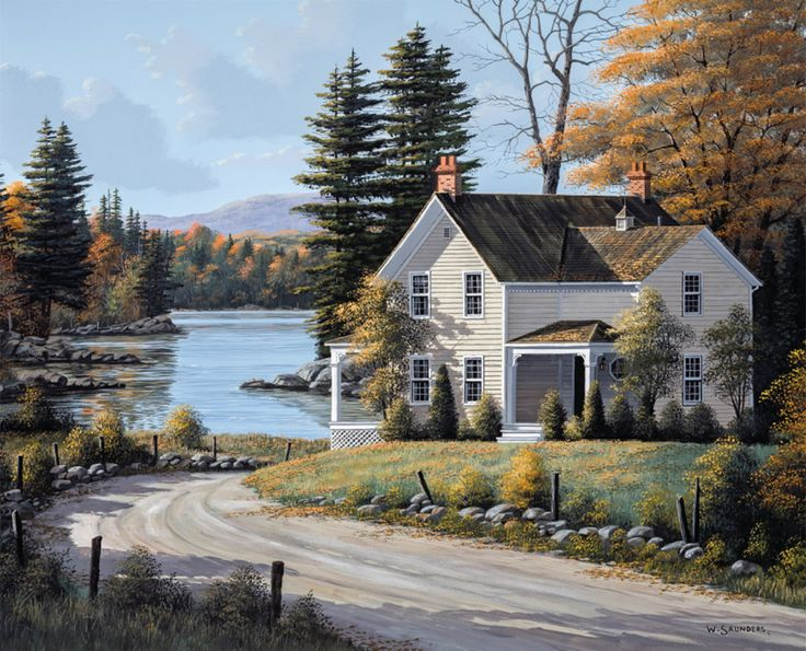 Lang October 2015 Wallpaper Road Home 2015 Lang