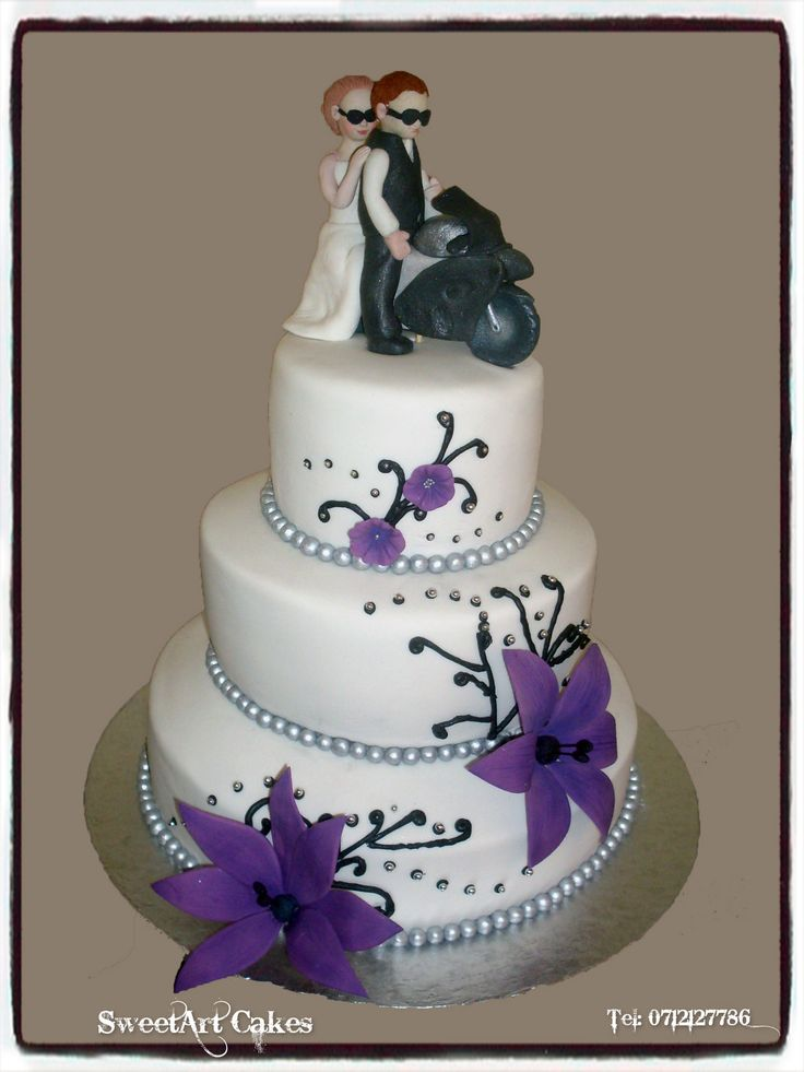 WEDDING CAKE For more information & orders, email SweetArtBfn@gmail.com or call 0712127786.  Connect with me on Facebook at www.facebook.com/SweetArtCakesBfn