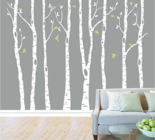 Best Wall Decals To Use Images On Pinterest Tree Wall Decals - Vinyl stickers treeamazoncom stickebrand vinyl wall decal sticker tree top branches