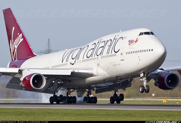 Virgin Atlantic Airways   Boeing 747-41R  (airliners.net)