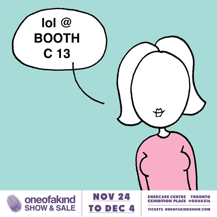 Will I see you at @ooak_toronto this year? I hope so!