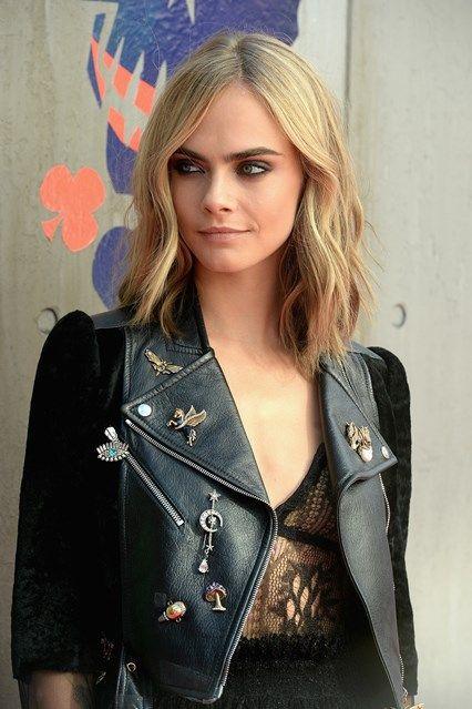 Cara Delevingne Hair                                                                                                                                                                                 More