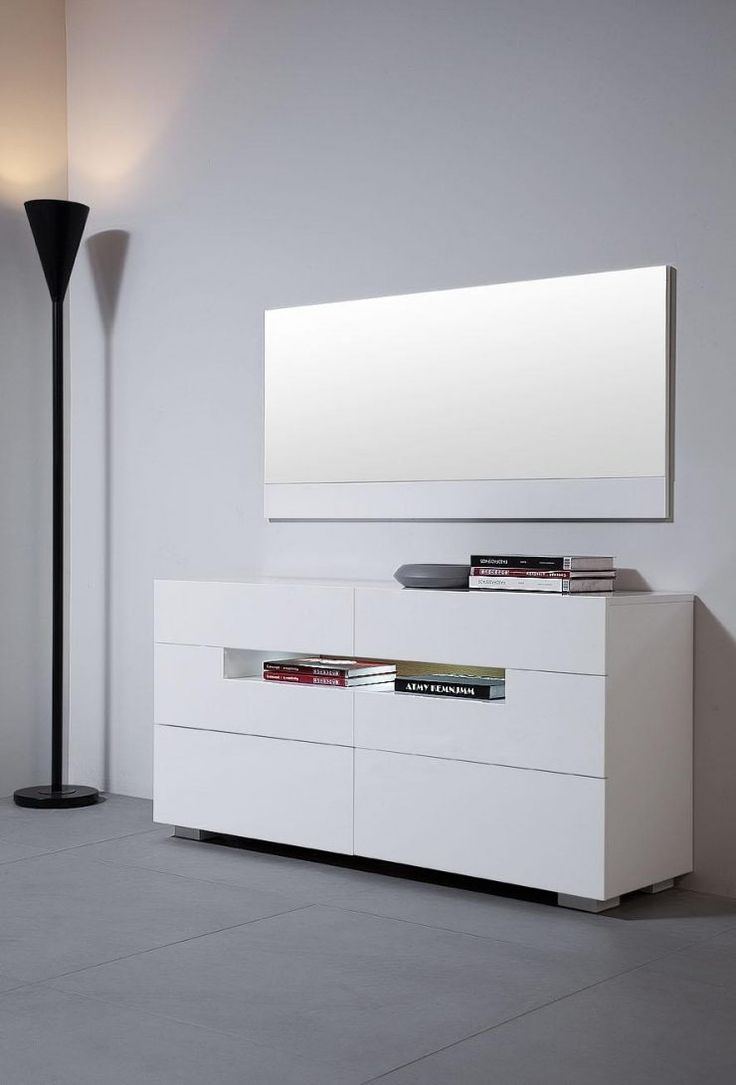 Contemporary modern white dresser with mirrors. Best 25  White dresser with mirror ideas on Pinterest   Bedroom