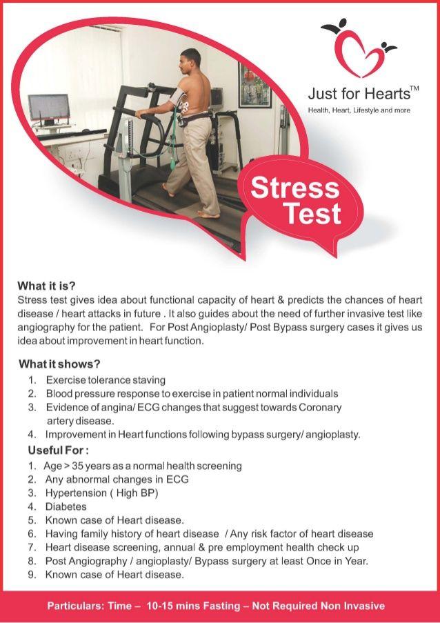 Stress Test / TMT