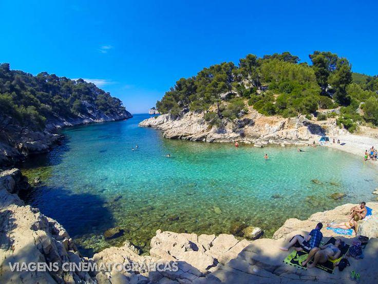 Provence: Calanques de Cassis - Conhecendo as praias paradisíacas do sul da França