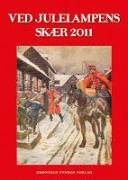 """Short story """"Hunkatten Holger"""" in Ved julelampens skær 2011."""