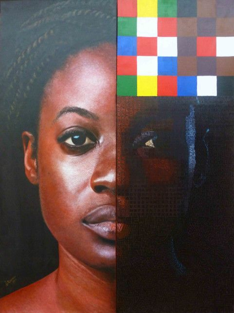 9. 32 Muses_2013_Acrylic on canvas_120cm by 160cm