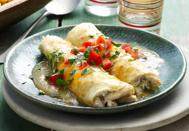 These enchiladas could not get any easier; they are sure to be a family favorite that will get requested again and again!