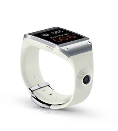 [Samsung] 1.63'' Galaxy Gear Smart Watch Bluetooth Camera Video (Oatmeal Beige)