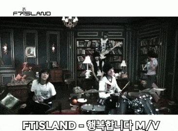 FTISLAND - 행복합니다 M/V【KPOP Korean POP Music K-POP 韓國流行音樂】