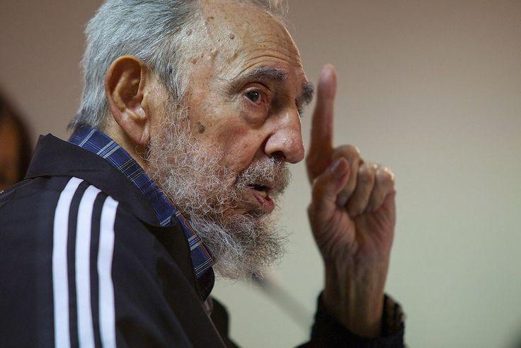 Умер Фидель Кастро http://news.liga.net/news/world/13836314-umer_fidel_kastro.htm  Кубинский революционер Фидель Кастро скончался в пятницу вечером, сегодня его кремируют