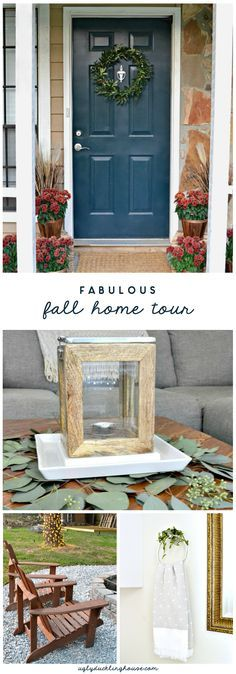 Welcoming Fall House Tour
