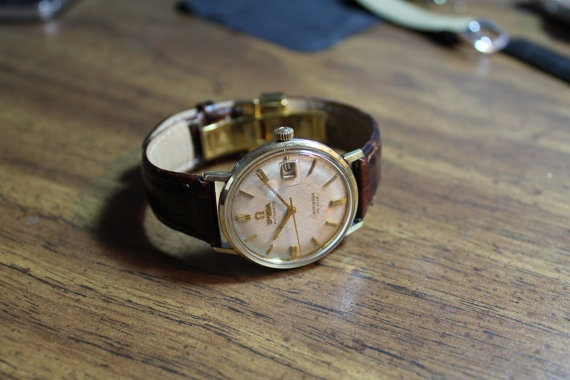 Omega Seamaster Deville Automatic  PRICE REDUCTION by HerbysCloset, $525.00