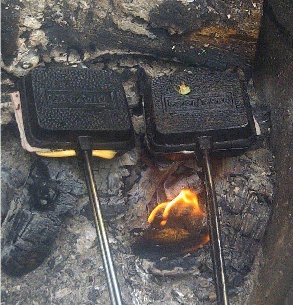 Pie Iron Recipes for Camping