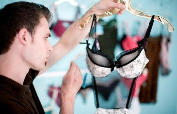 A Man's Guide to Buying Lingerie for his Lady