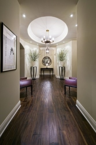 beautiful hall: Wall Colors, Idea, Hallways, Hardwood Floors, The Angel, Interiors Design, South Shore Decor, Photo, Decor Blog