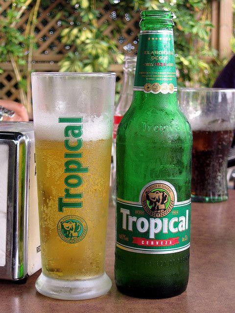 #Cerveza #Tropical, el orgullo de #Canarias | Conoce más en decervezasporelmundo.com
