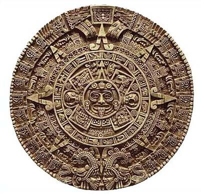Ancient Astronaut Theory, Ancient Alien Theory - Mayan calender