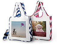 MyCokeRewards: Enter a Cap Code for 3 Points Get a Free Photo Reusable Shopping Bag At SHUTTERFLY  Shipping