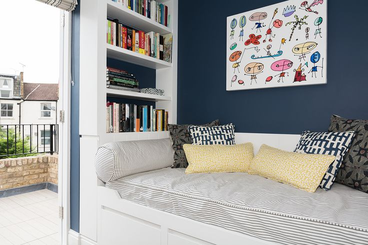 Study & Daybed designed by Talia Cobbold Melrose Terrace