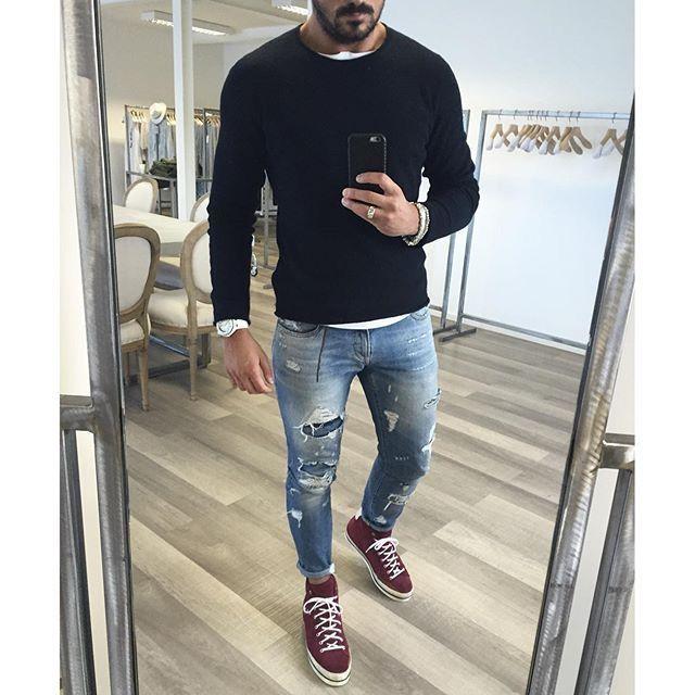 Street style Fashion for men