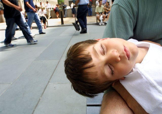 What Are the Consequences of Sleep Apnea in Children?