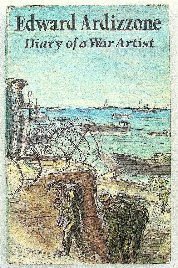 I love the illustrations of Edward Ardizzone.