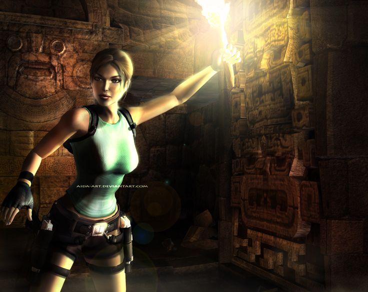 Tomb Raider: Legend 03 by Aida-Art.deviantart.com on @deviantART
