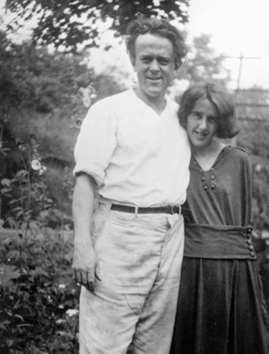 "RADICALS: John ""Jack"" Reed & Louise Bryant were writers and political radicals active in radical politics andvfavoring the communist Russian Revolution. Reed wrote ""Ten Days That Shook the World."""