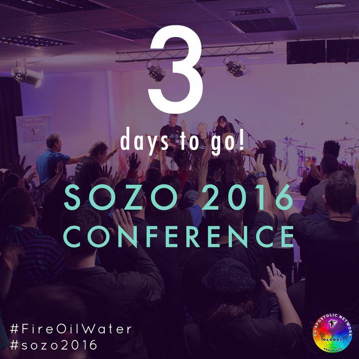 Only 3 Days to go until #sozo2016! #FireOilWater #lgbt #gaychurch #gaychristian #allpeople #durban