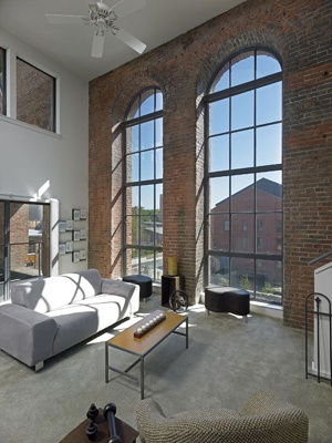 Clipper Mill Assembly Building | Cho Benn Holback + Associates (Baltimore, Maryland)