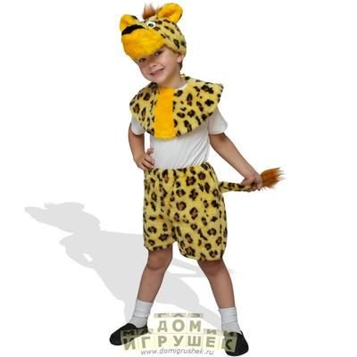 Костюм леопарда детский в спб