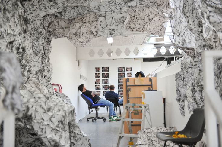 Fine Art Studios, UCA Canterbury
